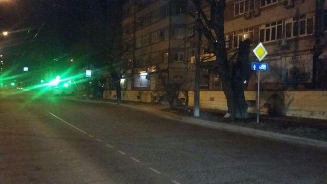 В Ставрополе водитель сбил пенсионерку и скрылся с места происшествия