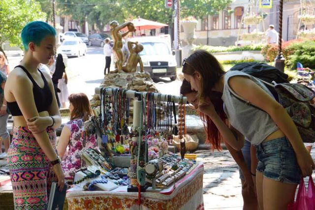 Ставропольцы проводят «Лето в городе» весело и разнообразно