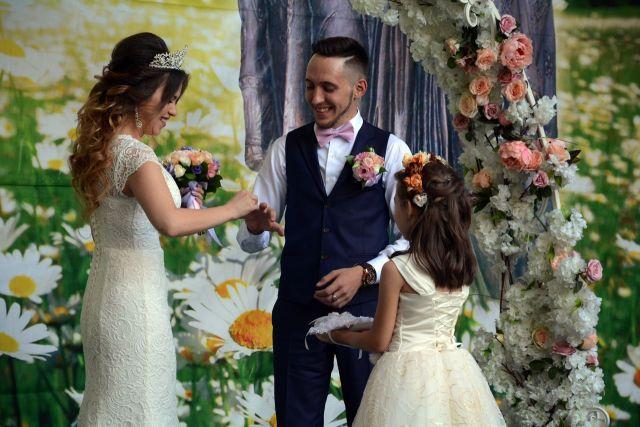 В Ставрополе в День семьи, любви и верности создали новую семью