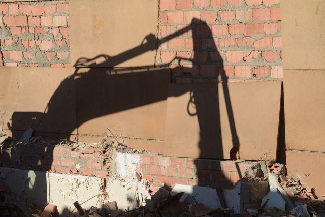 В Ставрополе ликвидировали очередной самострой