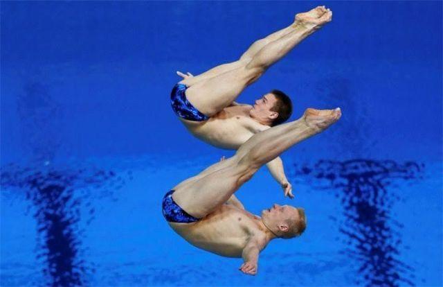 Ставрополец занял призовые места на этапе Мировой серии по прыжкам в воду