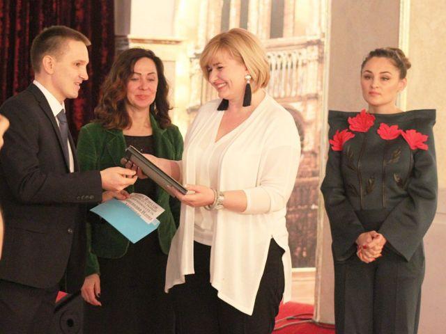 В Ставрополе наградили лучших предпринимателей года
