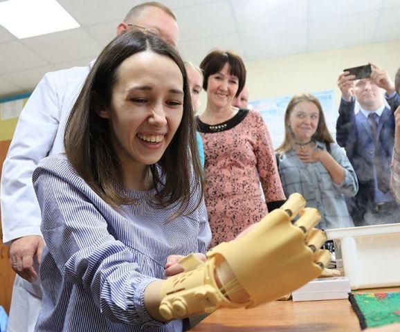В Ставрополе учёные наладят производство протезов, изготовленных на 3D-принтере
