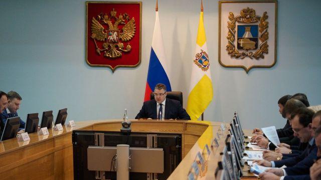 Владимир Владимиров: Нужно завершить до 15 октября запланированные в бюджете строительные работы