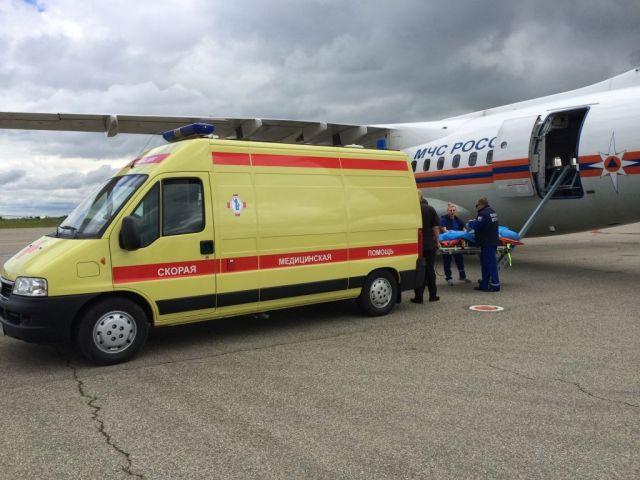 Самолет МЧС доставит юного ставропольца налечение вНижний Новгород