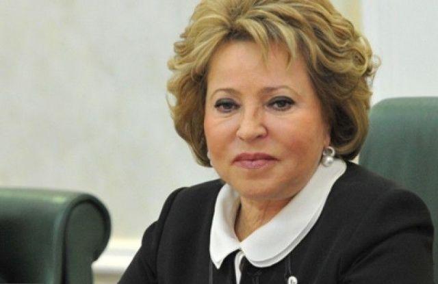 Владимир Владимиров встретился со спикером Совета Федерации