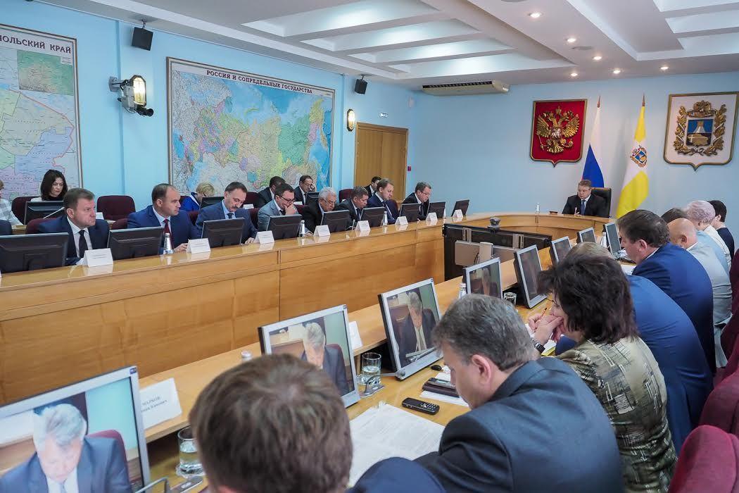 РежимЧС вкрае сохранится еще неделю— Губернатор Ставрополья