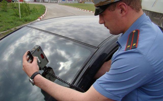На Ставрополье более 14 тысяч автовладельцев расстались с незаконной тонировкой