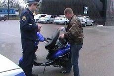 За пять дней на Ставрополье пресечено 980 нарушений ПДД водителями мототранспорта
