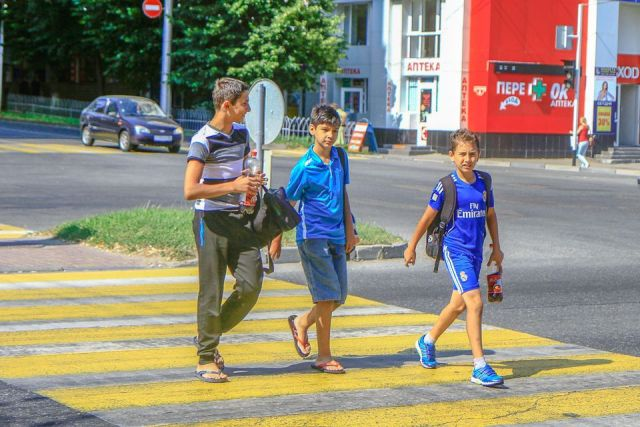Ставропольских детей 1, 2, 3 июня ждёт насыщенная праздничная программа