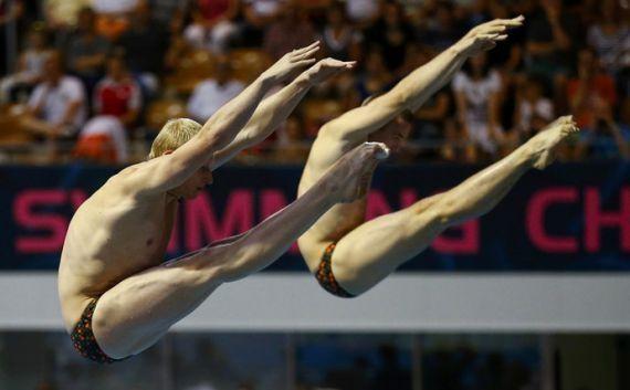 Евгений Кузнецов получил серебро чемпионата мира по водным видам спорта