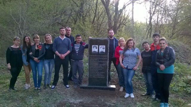 Разбитый вандалами памятник восстановили в Кисловодске