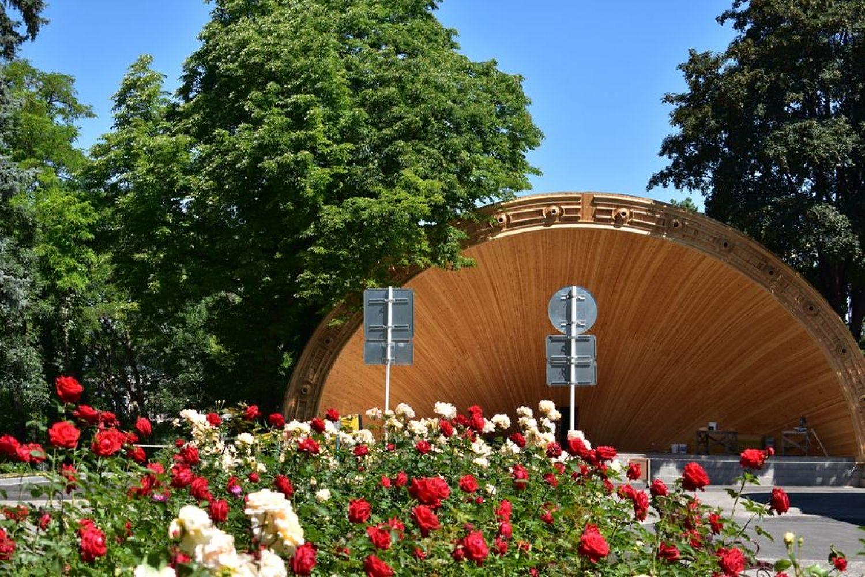 Знаменитая «Музыкальная раковина» откроется в Кисловодске