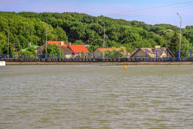 В Ставрополе в рамках Года экологии на Комсомольском озере появится плавающий фонтан