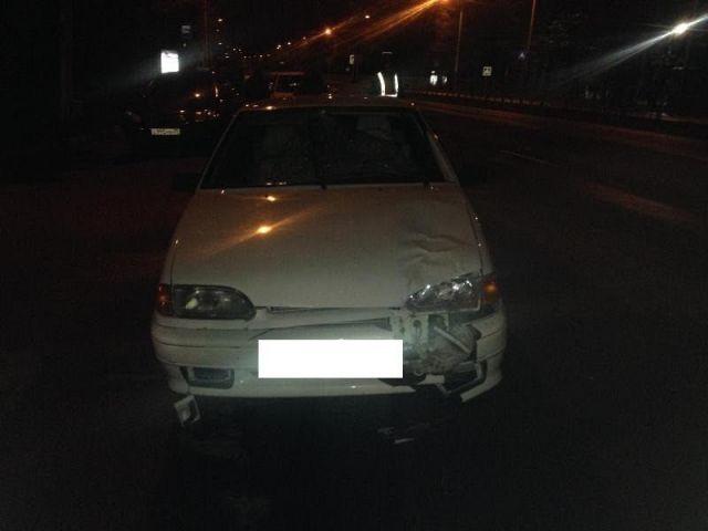 В Ставрополе водитель легковушки сбил мужчину на пешеходном переходе