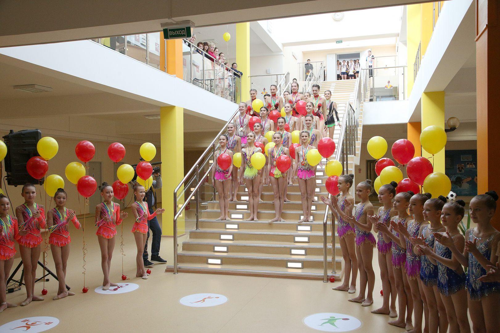 В Пятигорске открылась новая школа со спортивным уклоном