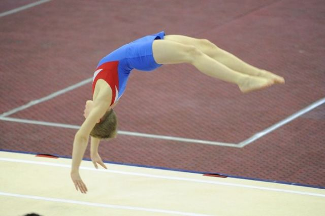 Акробаты Ставрополя завоевали серебро Кубка мира по прыжкам