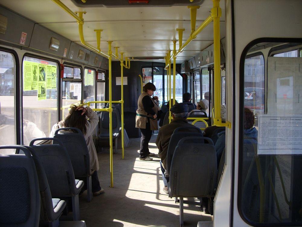 Шофёр троллейбуса вСтаврополе «уронил» пассажиров