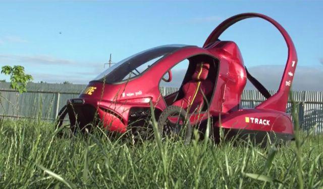Ставропольский изобретатель создал новый вид транспорта - бегалёт