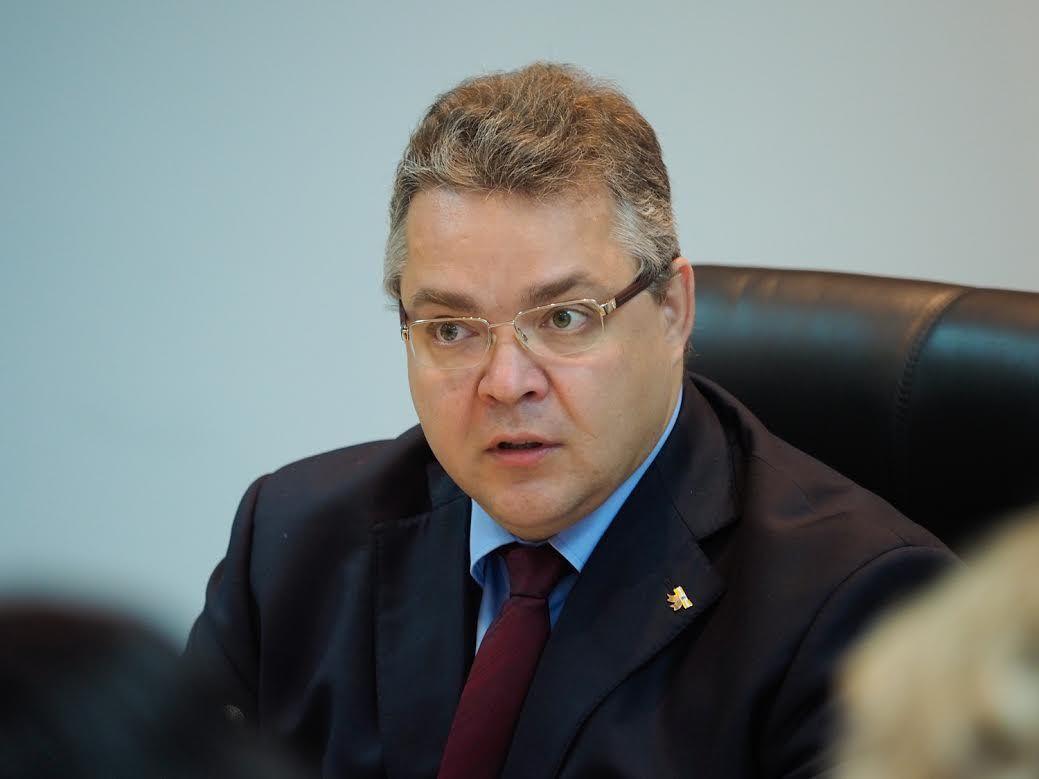 Губернатор Ставропольского края: Прошу сохранять спокойствие и быть бдительными