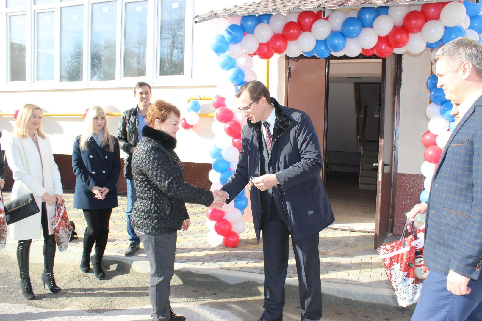 НаСтаврополье введено встрой неменее 600 тыс. кв.м жилья