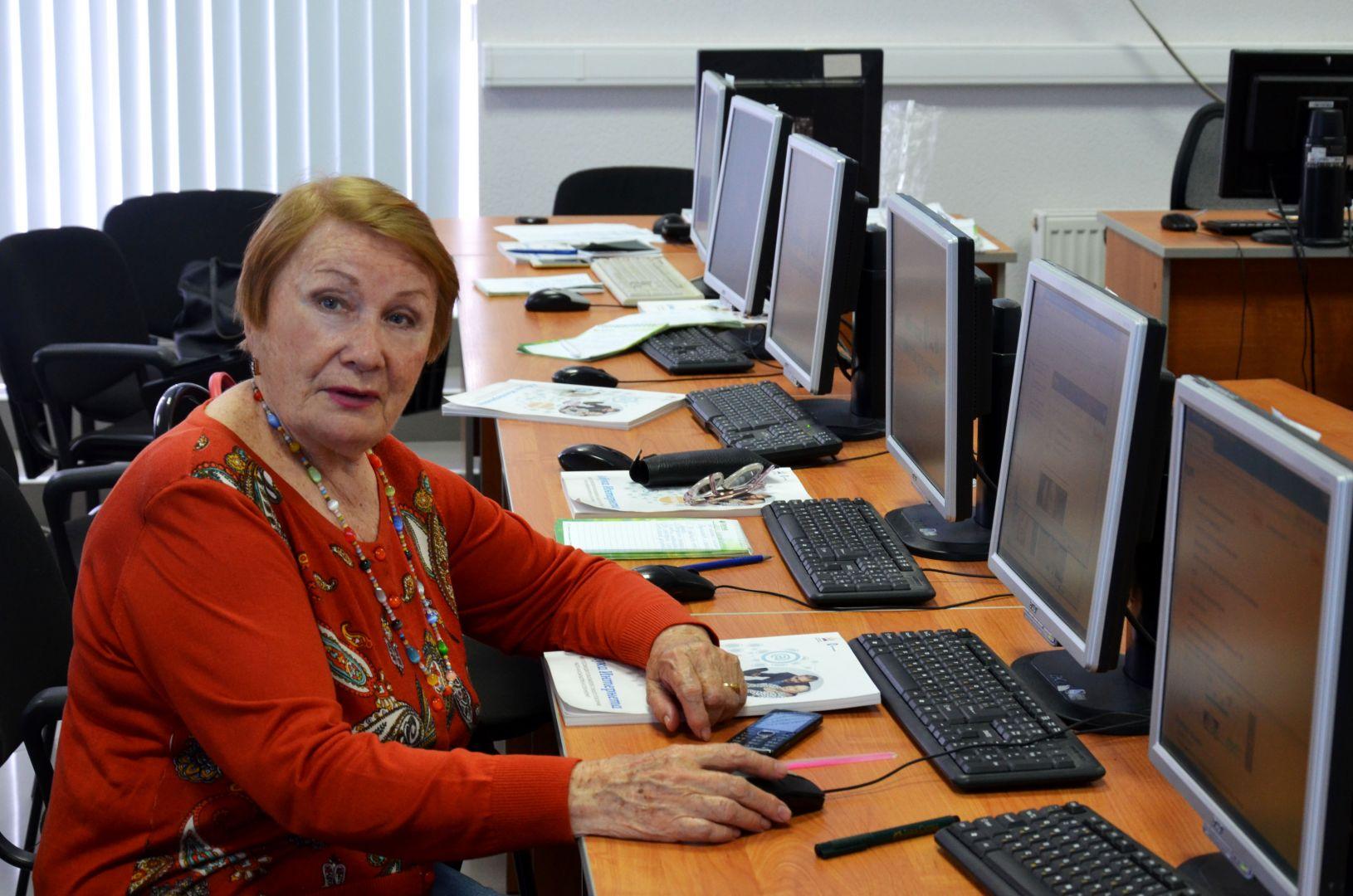 На Ставрополье пенсионеров бесплатно обучат компьютерной грамотности
