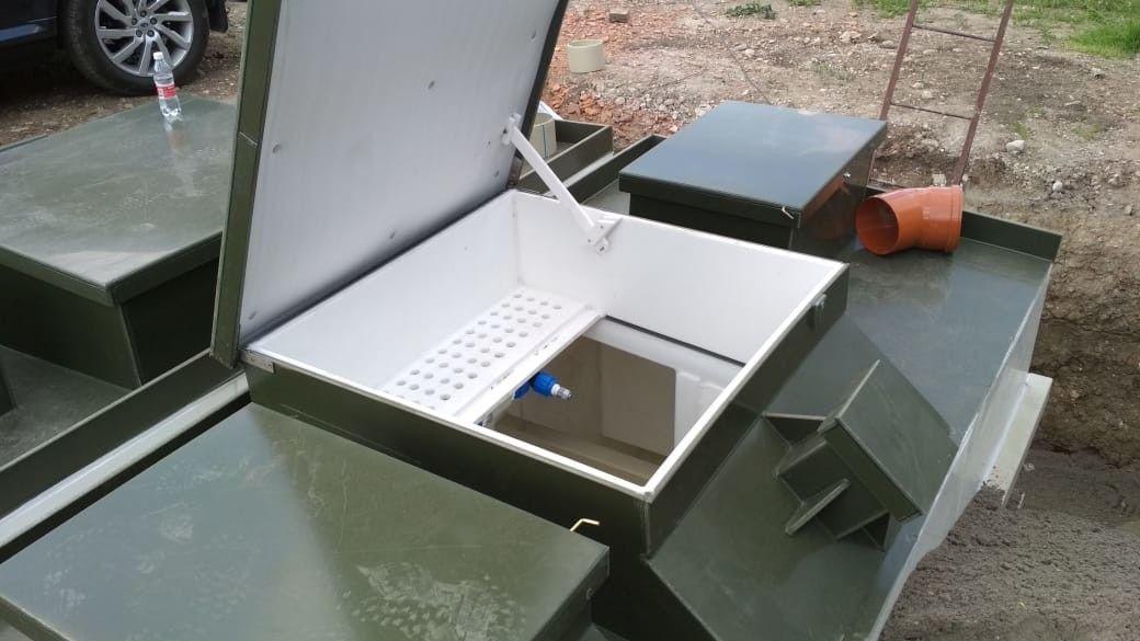В Георгиевске готовятся к запуску приемно-сливной станции по утилизации жидких бытовых отходов