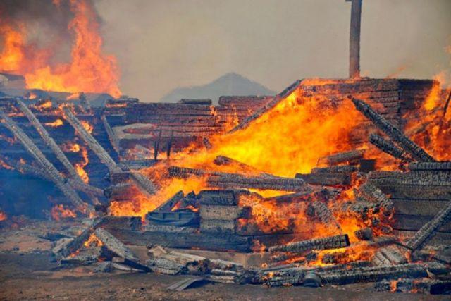Ставрополец из-за ревности к бывшей сожительнице поджёг её дом