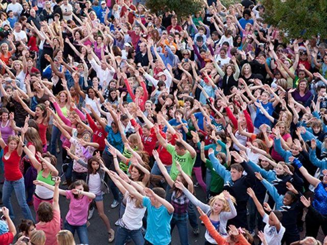 В День города в Ставрополе пройдёт большой танцевальный марафон