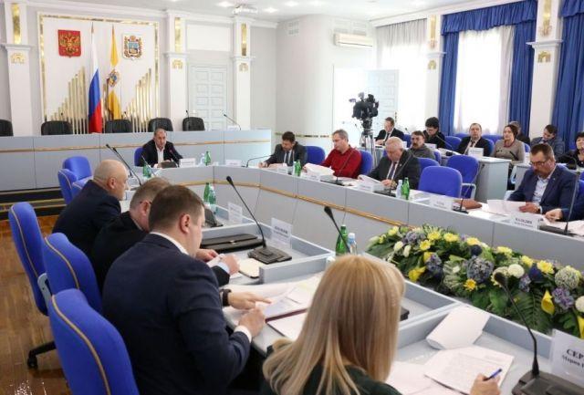 Ставропольские депутаты предлагают расширить цветовую гамму для такси
