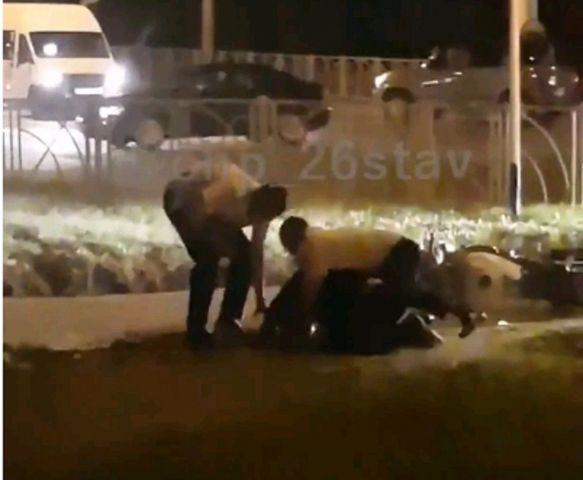 Полиция прокомментировала задержание мотоциклиста в Ставрополе