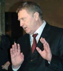 Жириновский выразил благодарность Черногорову