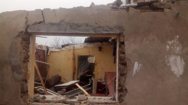 На Ставрополье в частном доме произошёл хлопок газовоздушной смеси