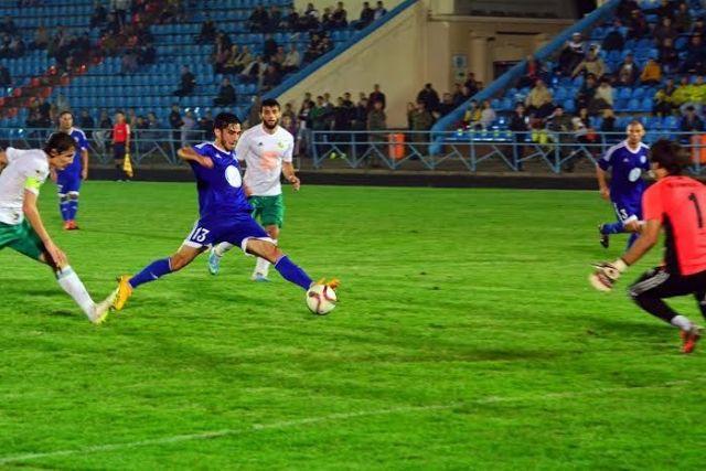 Ставропольское «Динамо» довело беспроигрышную серию до трёх матчей