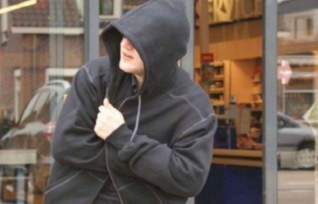 На Ставрополье дерзкое ограбление магазина попало на видео