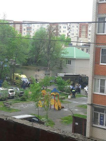 На юге Ставрополя прогремел взрыв