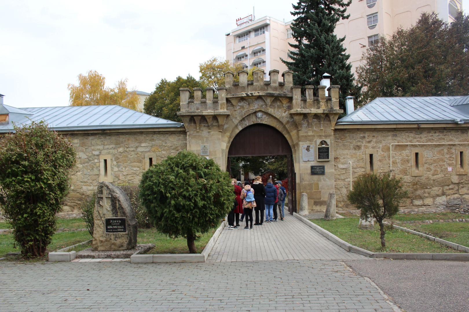 Историко-краеведческий музей «Крепость» готовится к«Ночи искусств» вКисловодске