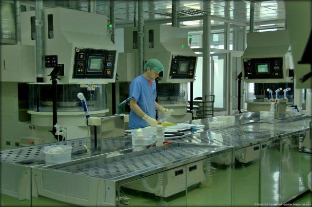 Новые системы освещения разработают ставропольский «Монокристалл» и немецкая Osram