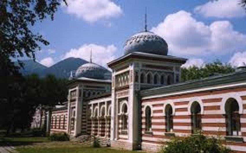 В Железноводске приступили к инженерно-геологическим изысканиям памятника архитектуры «Островские ванны»