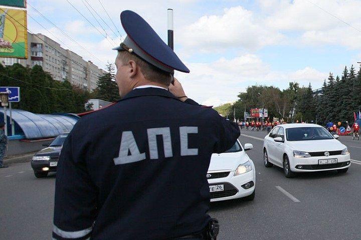 В День России движение транспорта на нескольких улицах Ставрополя будет ограничено