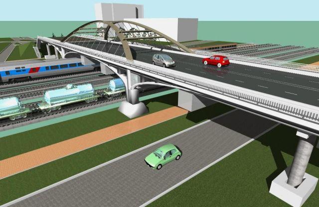 В Невинномысске построят новую транспортную развязку