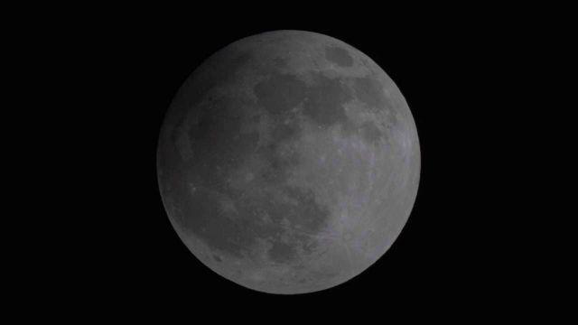 Ставропольцы увидят полутеневое затмение Луны