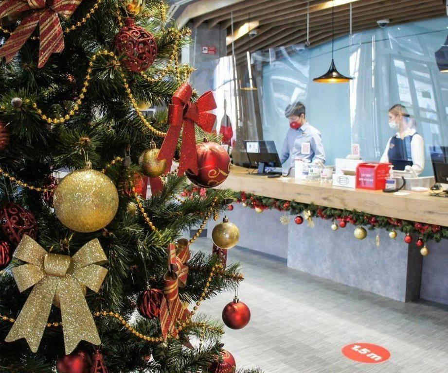 В Ставрополе определят лучшее новогоднее предприятие