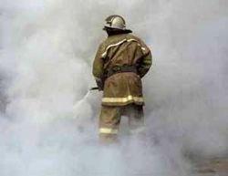 На ул. Ворошилова произошел пожар