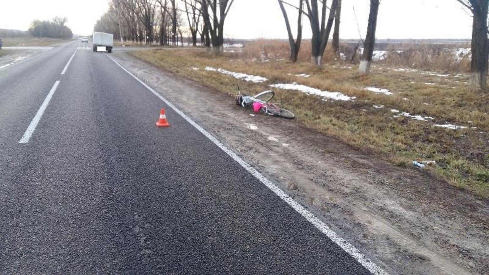 ВСтавропольском крае шофёр ГАЗели невыдержал безопасную дистанцию исбил велосипедиста