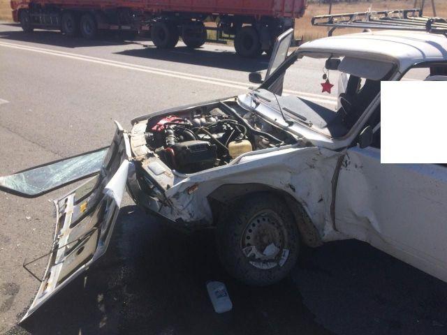 На Ставрополье в ДТП погиб 99-летний водитель легковушки