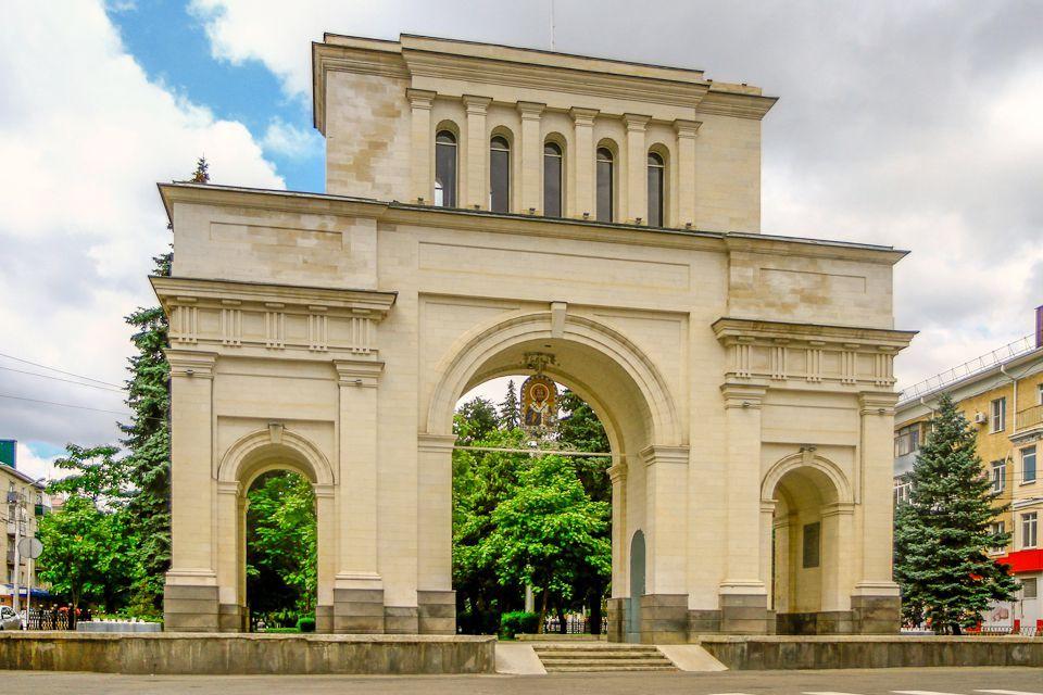 Ставропольский край стал одним из лидеров туристского рынка России