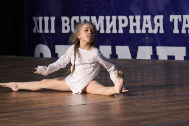 Маленькая танцовщица из Ставрополя поразила жюри конкурса «Синяя птица»
