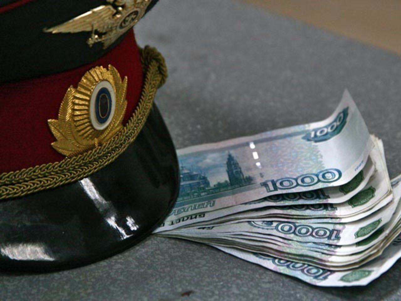 Начальник отдела ГИБДД в Кочубеевском районе обвиняется во взяточничестве