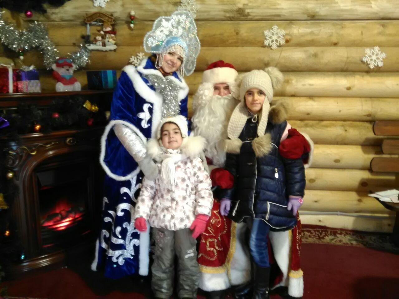 Деду Морозу построят дом на главной площади Ставрополя